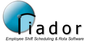 Staff Scheduling Software