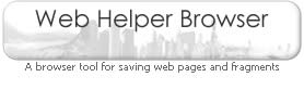 Web Helper Browser